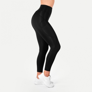 Bilde av Better Bodies High waist leggings - Sort tights