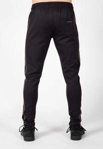 Bilde av Gorilla Wear Wenden Track Pants - sort/gull