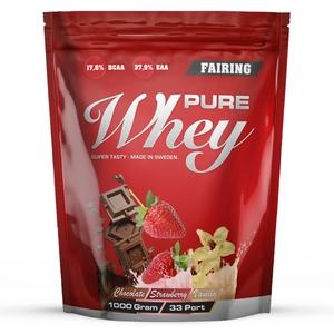 Bilde av 3x Fairing Pure Whey 1000 g - Proteinpulver