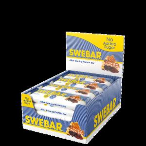 Bilde av Swebar No Added Sugar - Chocolate Peanut Butter