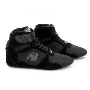Bilde av Gorilla Wear Perry High Tops Pro - Black/Black