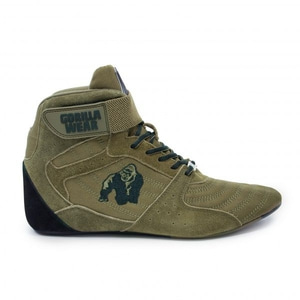 Bilde av Gorilla Wear Perry High Tops Pro - Army Green