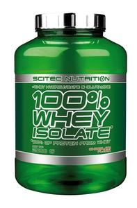 Bilde av Scitec 100% Whey Isolate - 2000g - Proteinpulver