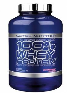 Bilde av Scitec 100% Whey Protein 2350g - Proteinpulver