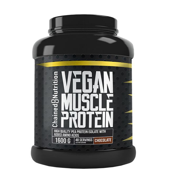Chained Vegan Muscle Protein - 1600 g