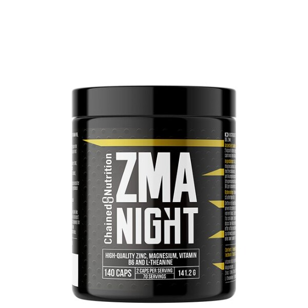 Chained ZMA Night - 140 caps