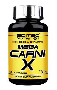 Bilde av Scitec Mega Carni X  -L-carnitine - Aminosyrer