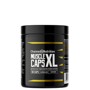 Bilde av Chained Muscle XL Caps - 90 caps