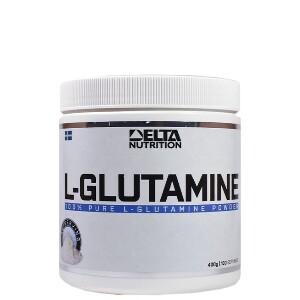 Bilde av Delta L-glutamine - 400g