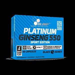 Bilde av Olimp Platinum Ginseng 550 Sport edition