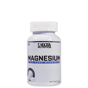 Bilde av Delta 100% Pure Magnesium - 90 caps