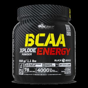 Bilde av Olimp BCAA Energy Xplode Powder
