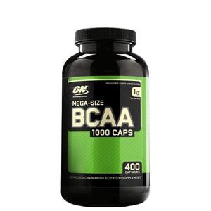 Bilde av Optimum Bcaa 1000 - 400 kaps