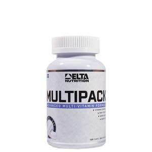 Bilde av Delta Multipack+ 120 caps
