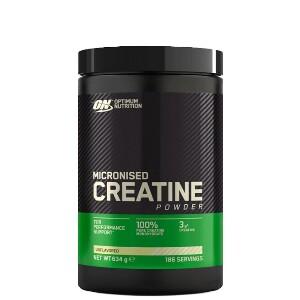 Bilde av Optimum Micronised Creatine Powder - 600g kreatin