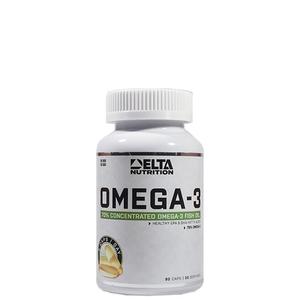 Bilde av Delta Omega-3, 90 caps