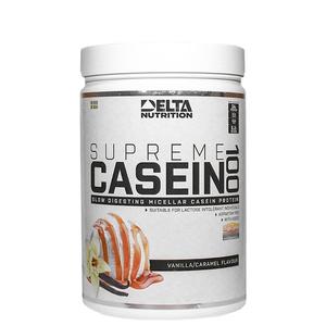 Bilde av Delta Supreme Casein 100 - 900 g kaseinprotein