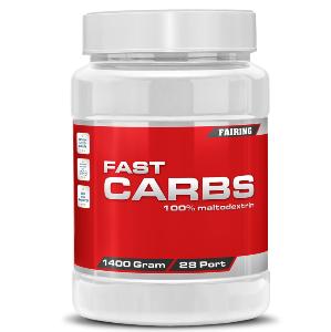 Bilde av Fairing Fast Carbs 1,4 kg - 100% Maltodekstrin