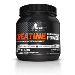 Bilde av Olimp Creatine Monohydrate Powder 550 g - Kreatin