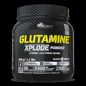 Bilde av Olimp Glutamine Xplode Powder 500 g