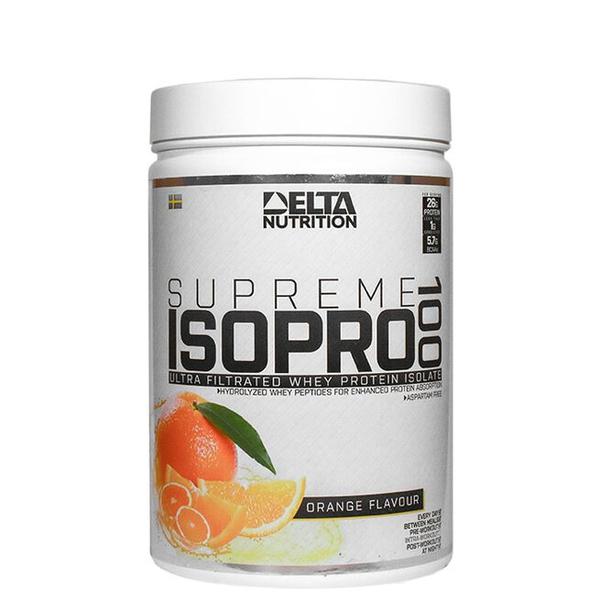 Delta Supreme ISO PRO 100 - 900 g isolatprotein