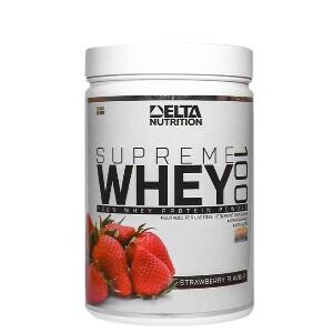 Bilde av Delta Supreme Whey 100 - 900 g myseprotein -