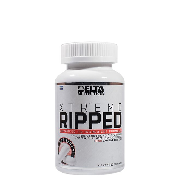 Delta Xtreme Ripped - 120 caps