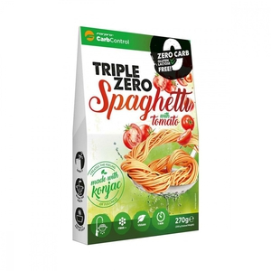 Bilde av Triple Zero Pasta 270g - Spagetti Tomato