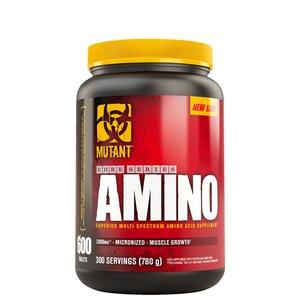 Bilde av Mutant Amino 600 caps - Aminosyrer
