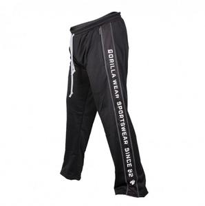 Bilde av Gorilla Wear Functional Mesh Pants Black/White-