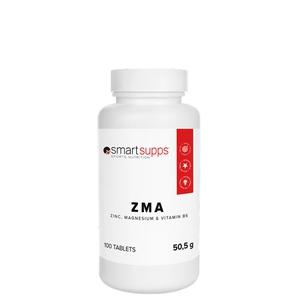 Bilde av SmartSupps ZMA 100 tabs