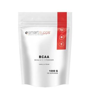 Bilde av SmartSupps BCAA Vanilla Pear 1 kg