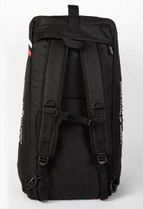 Bilde av Gorilla Wear Norris Hybrid gymbag/backpack  sort