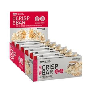 Bilde av Optimium Protein Crisp Bar Marshmallow 10 x 65g