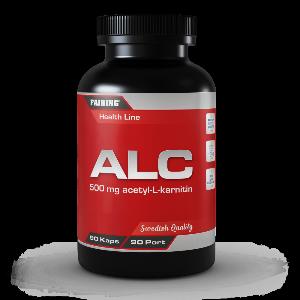 Bilde av Fairing ALC - Acetyl L-Carnitine 500mg - 90 kaps