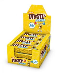 Bilde av M&M Proteinbar 12x51g - Peanut