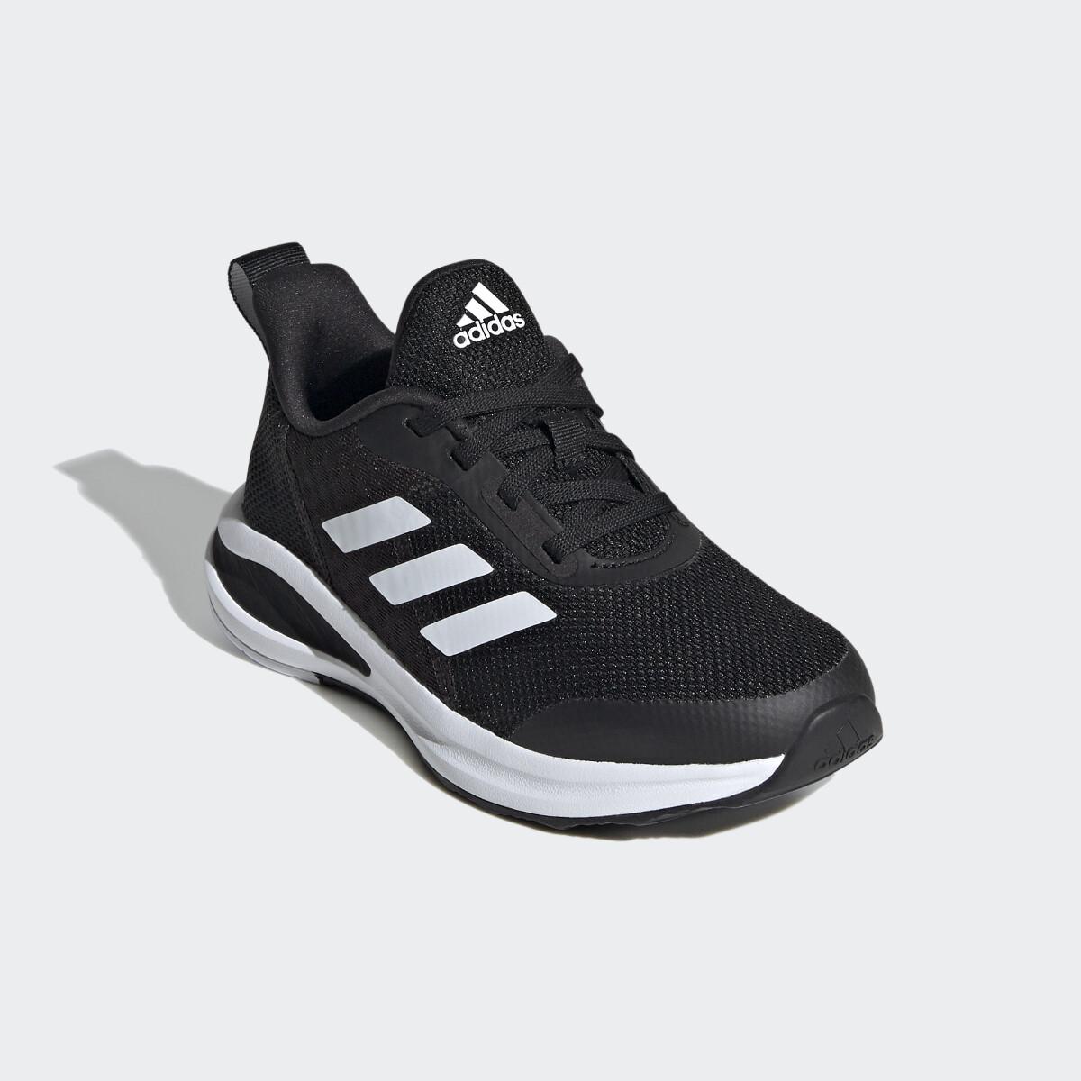 Sort  Adidas FortaRun Joggesko