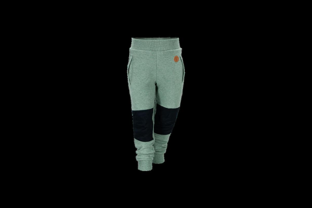Grågrønn Tuftewear Lunde Sweatpants