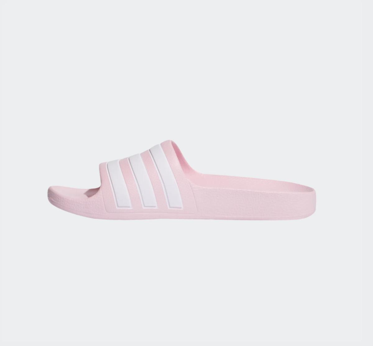 Rosa Adidas Adilette Aqua Sandaler