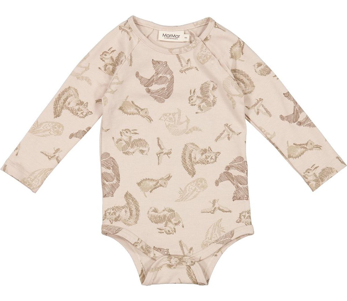 Marmar Bo Body Jersey Print Bear
