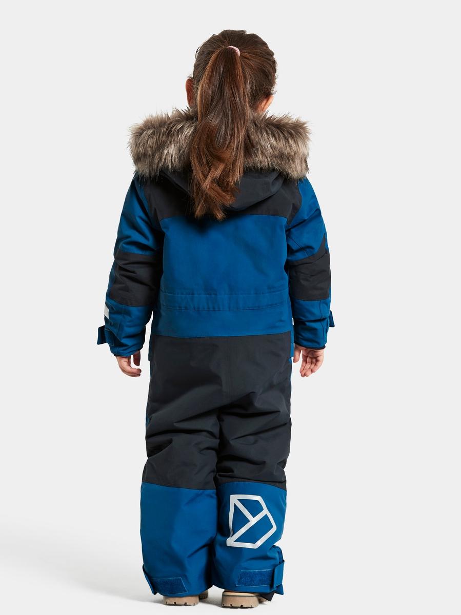 Didriksons Bjørnen Vinterdress Classic Blue