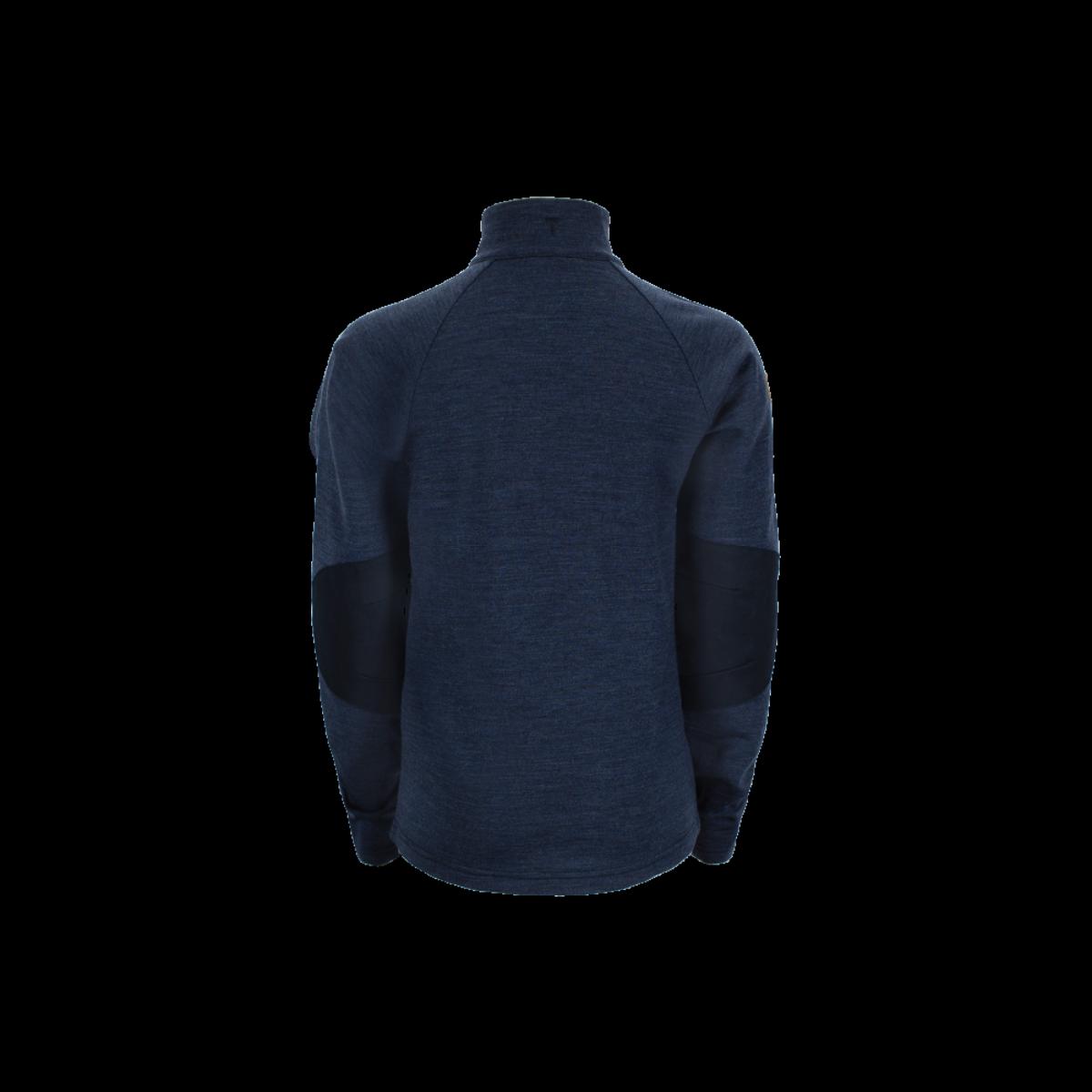 Blå Tufte Kids Gullvinge fleece jakke