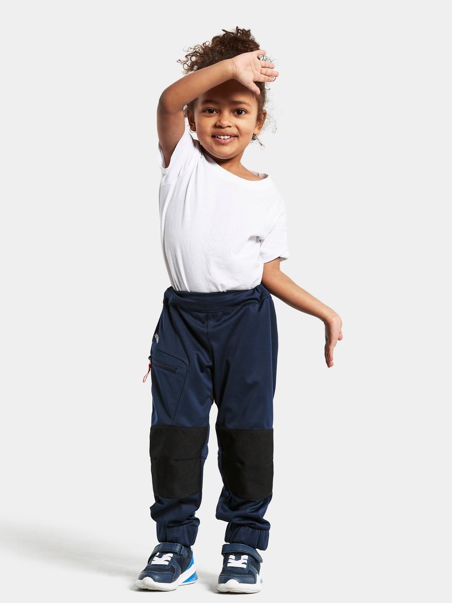Didriksons Løvet Kids Softshell Bukse
