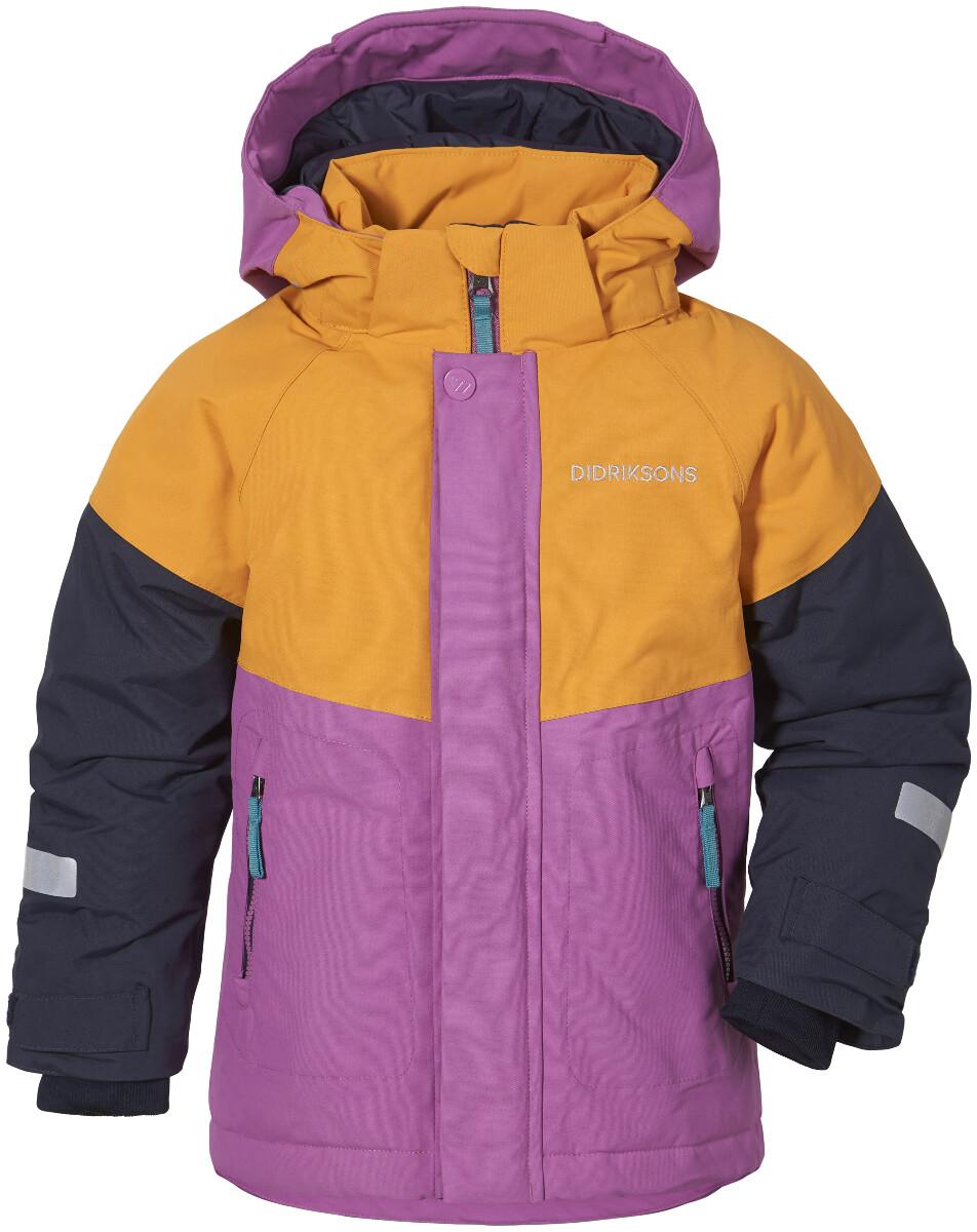 Didriksons Lun Kids Vinterjakke Radiant Purple