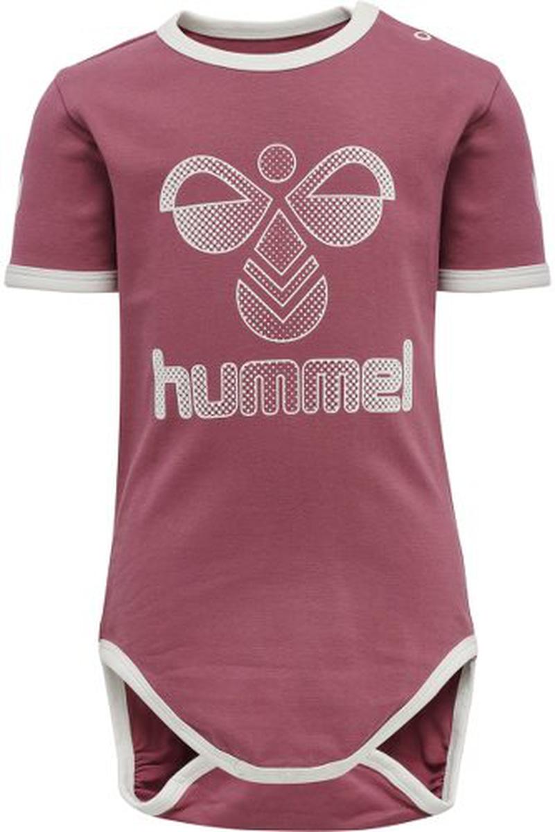 Rose Wine Hummel Proud Flipper Body S/S
