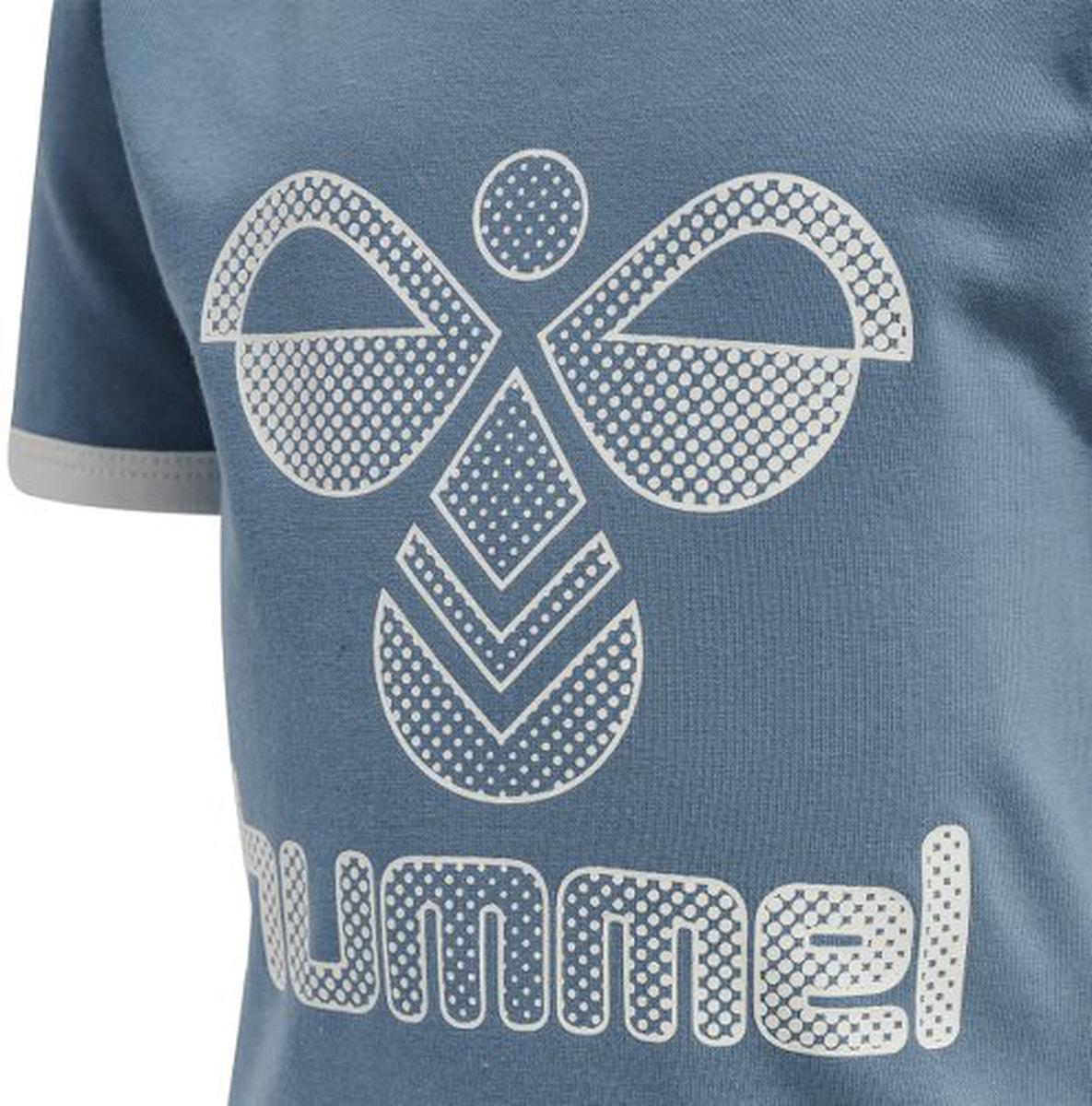 Blå Hummel Proud Flipper Body S/S