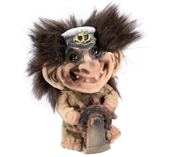 Image of Troll skipper (Troll # 022)