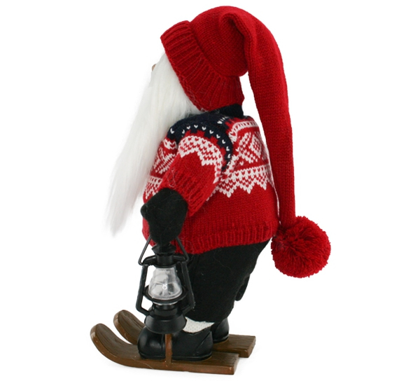 Image of Santa with Marius® pullover, red
