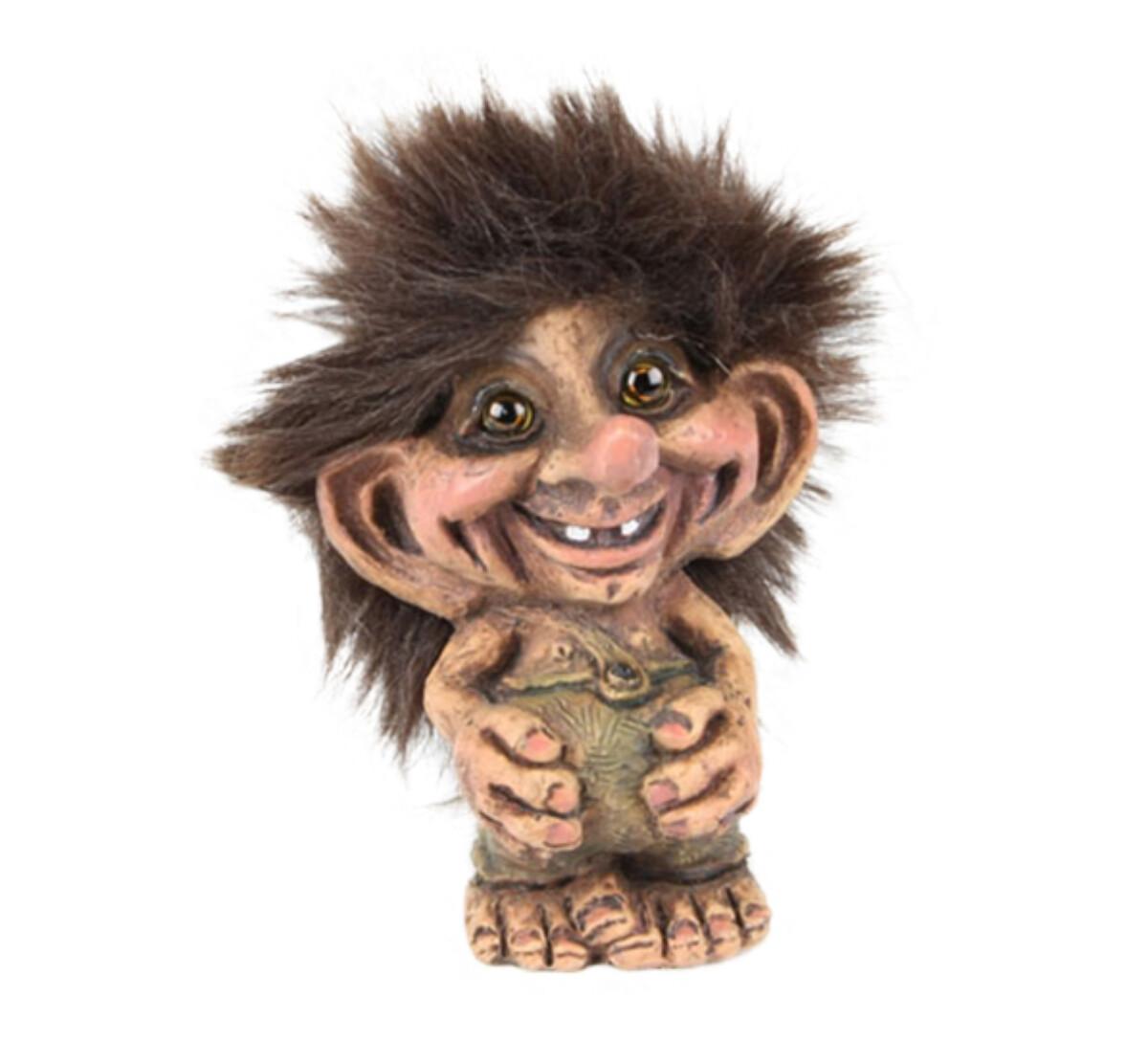 Troll boy with long nose (Troll # 060)