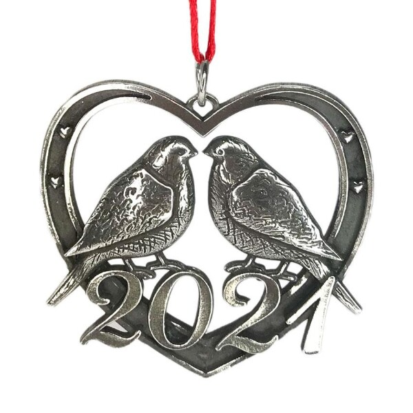 Image of Ornament, year 2021, Tinn-Per